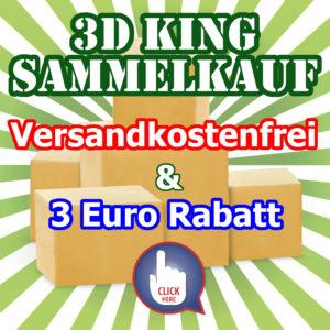 Bild der Vorteile der 3D King Sammelkauf Option